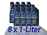 RDR Produktname: 8x 1 L Liter Aral SuperTronic Longlife III 5W-30 Super Tronic Motor-Öl Motoren-Öl;