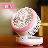 WXIN Klimaanlage Minibar Ventilator Sprühkühlung Schlafsaal Usb Aufladbaren/Tragbaren Kleinen Ventilator/Rosa