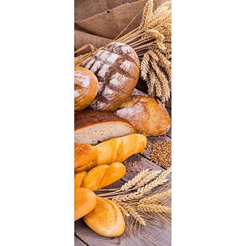 Textil-Banner mit Brot und Brötchen (Displaybanner)