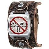 Fossil JR9354braun Lederband–Uhr