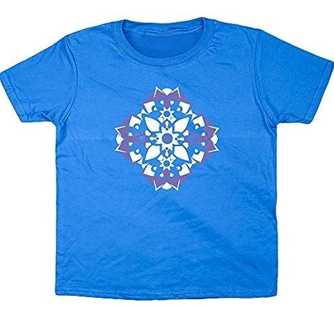 HippoWarehouse Mädchen T-Shirt Gr. 12-13 Jahre, Blau -