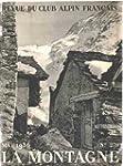 Club alpin fran�ais -la montagne n� 279