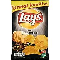 Lay's - Chips de pommes de terre saveur barbecue, - Le sachet de 240g - Prix Unitaire - Livraison...