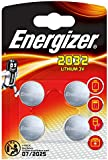 Energizer 2032 Lithium Coin Battery - Pack of 4