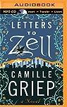 Letters to Zell par Griep