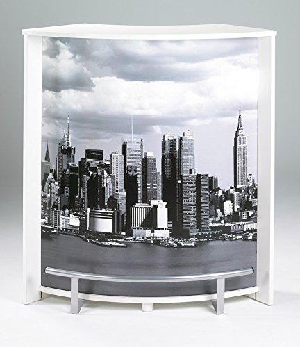 Comptoir de Bar - New-York Manhattan - Blanc