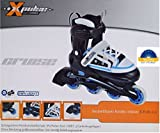 Hudora Softboot Inliner Xpulse X-Kids Gr. 31-33