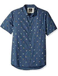Quiksilver Men's Button-Down Shirt