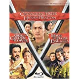 Crouching Tiger, Hidden Dragon/Curse of the Golden Flower/House of Flying Daggers