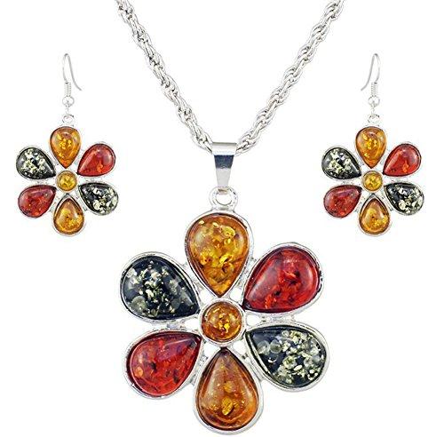saysure-colorful-baltic-simulated-imitation-amber-honey-flower