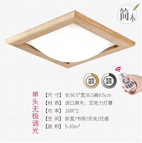 gqlb-legno-di-taglio-plafoniere-lampada-da-soffitto-led-365-95-mm-pas-doccultation-de-poles