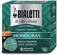 Bialetti Caffè d'Italia (Gran Riserva) Honduras, 12 Cap