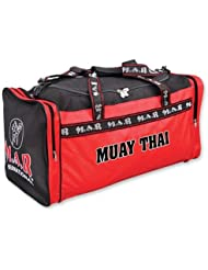 83cae9bedee M.A.R InternationalLtd Muay Thai Kit Bag Mixed Martial Arts Holdall  Training Sports Bag Supplies Fitness Equipment
