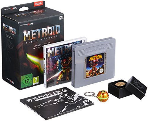 Legacy Xl-serie (Metroid: Samus Returns - Legacy Edition - [Nintendo 3DS])