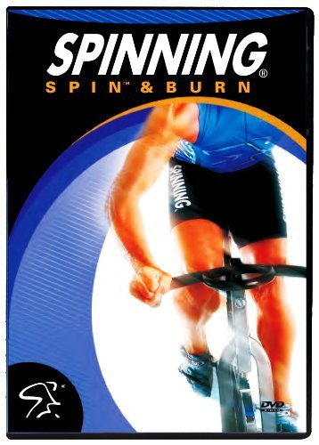Spinning Spin and Burn Indoor Cycling DVD - Multicoloured by Spinning