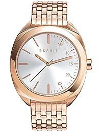 Esprit Damen-Armbanduhr Eleanor Analog Quarz Edelstahl ES108302003
