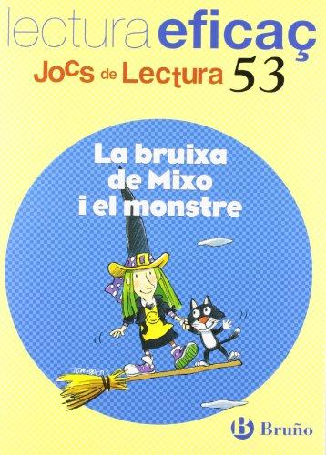 La bruixa de Mixo i el monstre Joc de Lectura (Català - Material Complementari - Jocs De Lectura) - 9788421660171