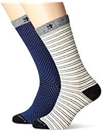 Scotch & Soda Classic Socks (2 Packs), Chaussettes Homme