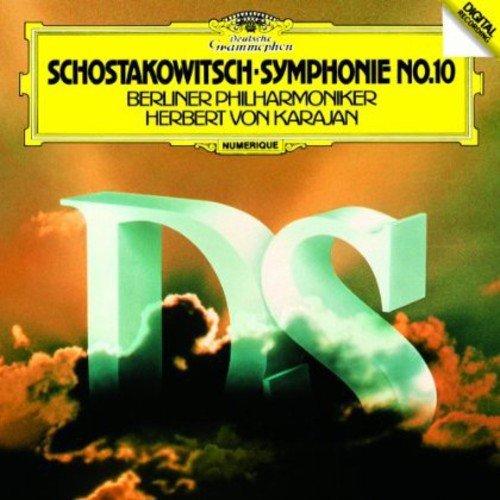 Preisvergleich Produktbild Shostakovich:Symphony No.10 [S