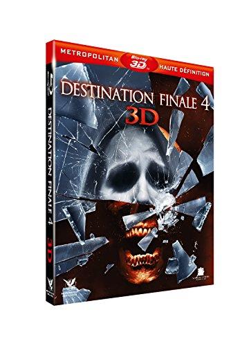 Destination finale 4 [Blu-ray 3D]