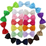 QingHan Baby Girl Boutique Hair Bows All...