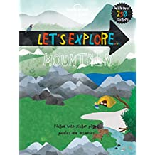 Let's Explore... Mountain: packed with sticker pages, puzzles and activities (Lonely Planet Kids)
