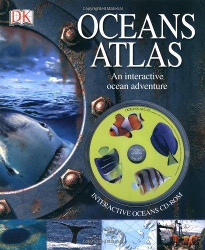 Oceans Atlas by John Woodward (2007-02-01)