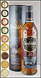 Glenfiddich 15 Jahre Old Distillery Edition Single Malt Whisky mit 9 DreiMeister Edel Schokoladen in 9 Variationen, kostenloser Versand