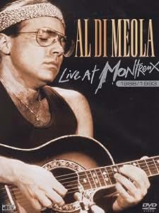 Al Di Meola - Live At Montreux 1986/89/93