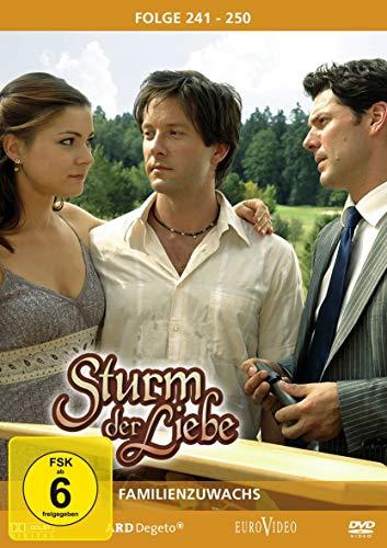 Sturm der Liebe 25 - Folge 241-250: Familienzuwachs (3 DVDs)