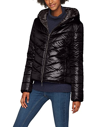 BOSS Orange Damen Jacke Otarra3 10199362 01, Schwarz (Black 001), 40