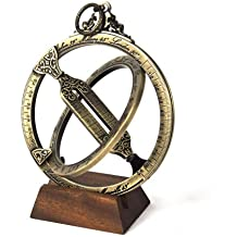 Astronomico anello meridiana - Hemispherium antico scientifico strumento
