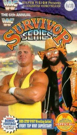 Preisvergleich Produktbild Wwe - 6th Survivor Series [VHS]