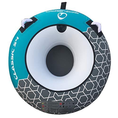 Spinera Classic 54 Roundtube - aufblasbarer Wasserring, Wasserreifen, Towable für 1 Person -