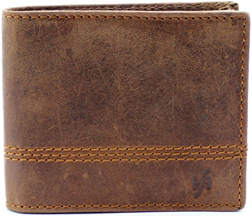 starhide-mens-rfid-blocking-distressed-brown-genuine-leather-bifold-wallet-1150
