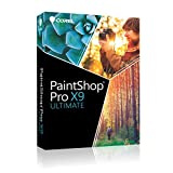 Corel PaintShop Pro X9 Ultimate ML - Software De Edición De Gráficos Y Imágenes