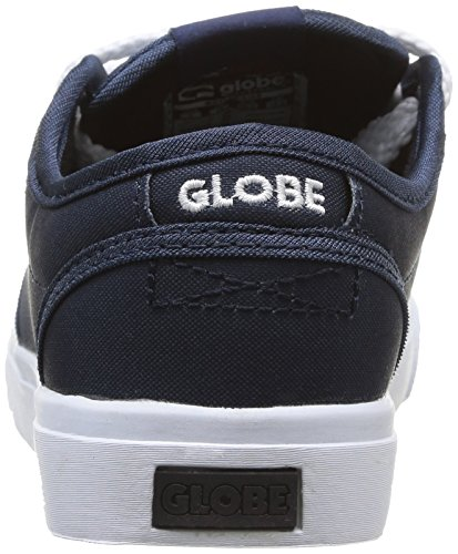 Globe Motley, Baskets mode mixte enfant Bleu (12080 Blue Fade)