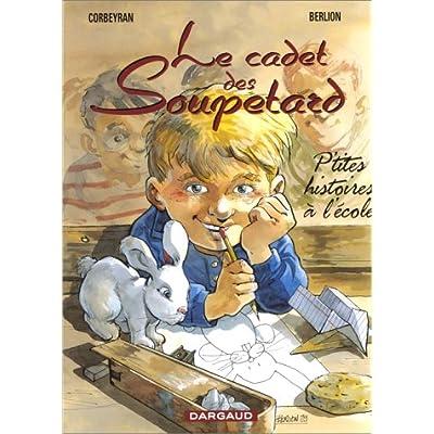 Le Cadet des soupetard, hors série tome 2 : P'tites histoires à l'école