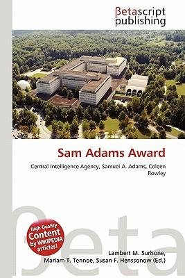 -sam-adams-award-bysurhone-lambert-m-authorpaperback