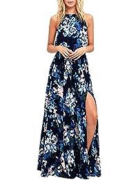 timeless design 23b75 c05cb Amazon.it: Fantasia blu - Vestiti / Donna: Abbigliamento