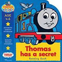 Thomas Has a Secret: Reading Book (Thomas the Tank Engine Learning Programme)