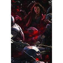Avengers: Age Of Ultron Póster de la película (2015) Scarlet Bruja, papel, A2