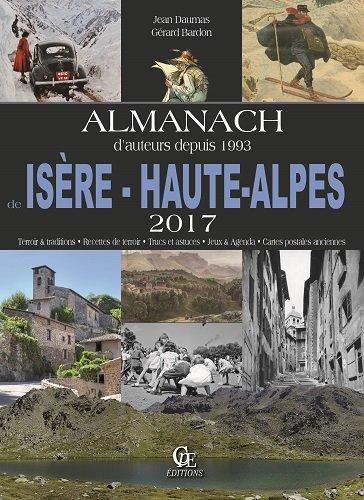 Almanach d'Isère, Hautes-Alpes 2017