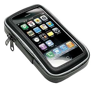 Muvit Extreme iPhone BikeMount 16302 Etui de protection pour iPhone / iPod touch / Smartphone Noir