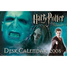 """""""Harry Potter and the Order of the Phoenix"""" 2008 Desk Calendar"""