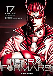 Terra Formars Edition simple Tome 17