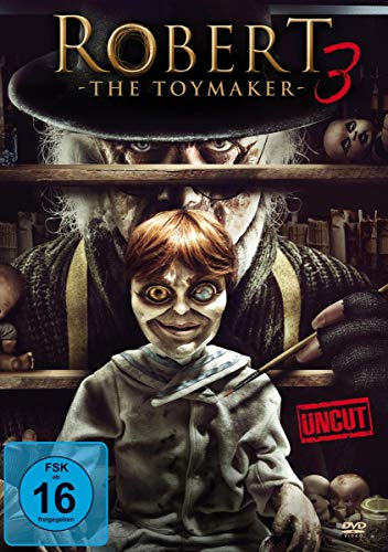 Robert 3 - The Toymaker (uncut)