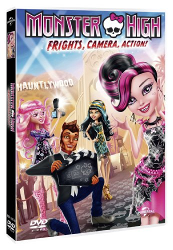 Image of Monster High: Frights, Camera, Action [DVD] [2013]