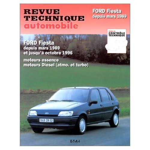 Ford Fiesta : Depuis mars 1989 à 1993, moteurs essence, moteurs Diesel et turbo Diese