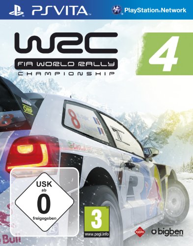 WRC 4 – World Rally Championship – [PlayStation Vita]